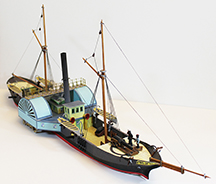 USS Water Witch  Civil War Gunboat