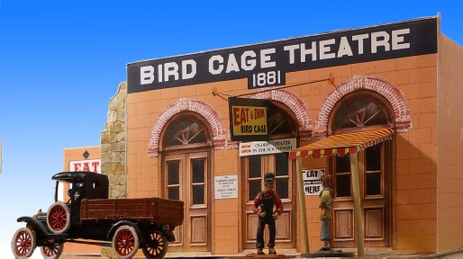 Bird Cage Theater