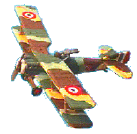 Spad VII Decal