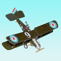 DH-9 Decal
