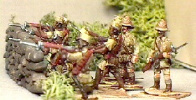 King's African Rifles 28mm