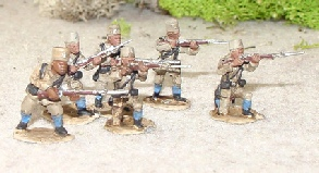 German Askaris 28mm
