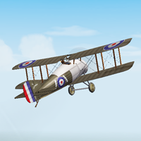 Sopwith Snipe Decal