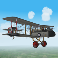 Airco DH-2 Decal
