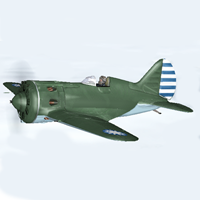 Polikarpov I-16 Decal