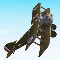 Sopwith Dolphin Decal