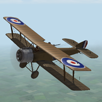 SE5A Decal