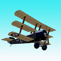 Sopwith Triplane Decal